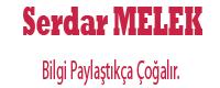 Serdar Melek | Kişisel Web Sayfası